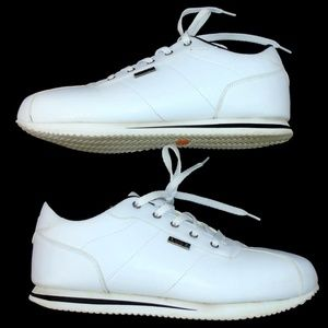LUGZ Mens Sneakers 12 Classic White Faux Leather